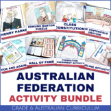 Year 6 Australian History Federation Bundle - Save 20%!