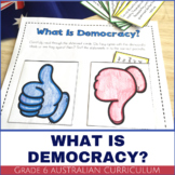Australian Democracy - What is Democracy?