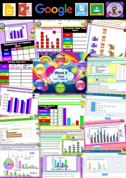 Year 6 Data Smart Notebook and Unit of Work Bundle 1