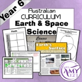 Year 6 Earth & Space Sciences Australian Curriculum