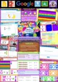 Year 6 Fractions and Decimals Smart Notebook and Unit of Work Bundle 1