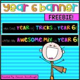 Year 6 Freebie