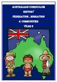 Year 6 History Australian Curriculum