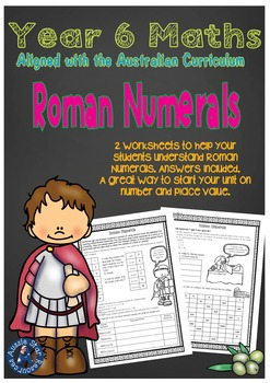 Roman Numerals Year 6 Mathematics