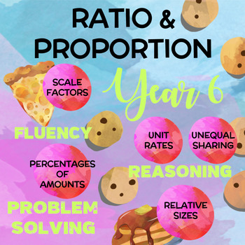 Year 6 Maths: Ratio & Proportion