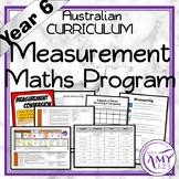 Year 6 Measurement Australian Curriculum Maths Program