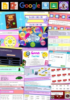 Year 6 Multiplication and Division Smart Notebook and Unit of Work Bundle 2