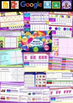 Year 6 Patterns and Algebra Smart Notebook and Unit of Work Bundle 1
