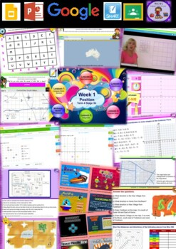 Year 6 Position Smart Notebook and Unit of Work Bundle 1