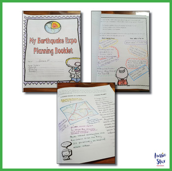 Year 6 Science - Earth Sciences - Earthquake Expo Project Booklet