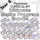 Year 6 Ultimate Maths Program Bundle- Australian Curriculum