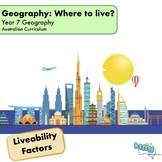 Year 7 Geography: Where to live?
