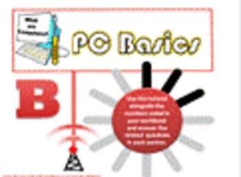 FREE-Grade 7 Year 7 ICT Computer Basics Email B ICT Tutorial