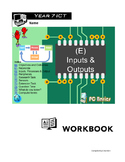 Grade 7 Year 7 ICT Computer Basics Input Output e ICT Workbook