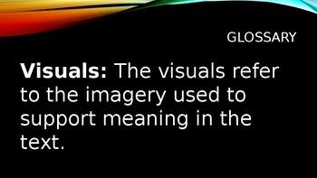 Year 7 Visual Literacy
