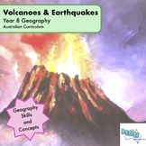 Year 8 Geography - Geomorphic Hazards: Volcanoes & Earthquakes