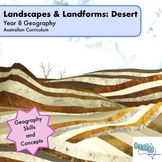 Year 8 Geography - Landscapes & Landforms - Deserts