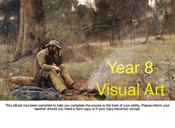 Year 8 Semester Bundle -Iconic Australian Artworks