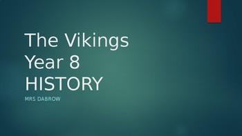 Year 8 Vikings Powerpoint