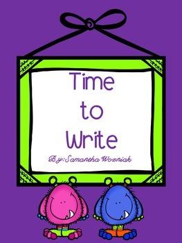 Year Around Writing Prompts