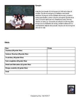 Year Book- Class Project