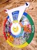 Year Calendar Wheel Seasons, Months, Days of the Week Montessori