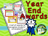 End of the Year Awards