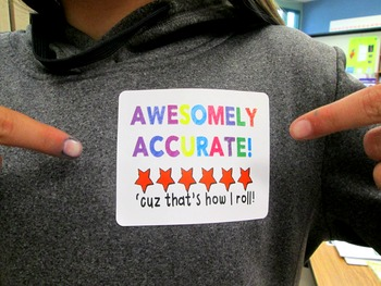 End of Year Awards  {Wearable Brag Tags} 46 Great End of Year Award Categories!