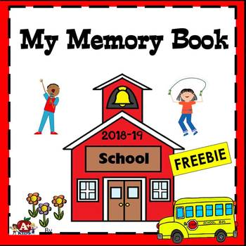 Year End Memory Book