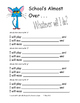 End of Year Activity - Word Game