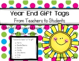 Year End Gift Tags