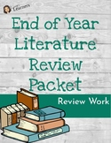 End of Year Literature Review Packet
