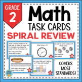 Grade 2 Math Task Cards ALL STANDARDS