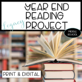 End of the Year Reading Activity