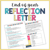 Year End Reflection Letter
