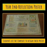 Year End Reflection Poster