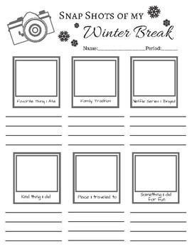 year end and new year reflection worksheet - Reflection Worksheet