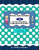 Activities 1-15: 15 Graphing & Follow-Up Activities *With Answer Keys!