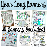 Year Long Banners: A Growing Bundle