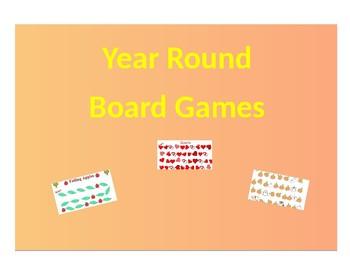 Year Long Board Games