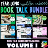 Year-Long First Chapter Friday Book Talk Guide VOLUME I