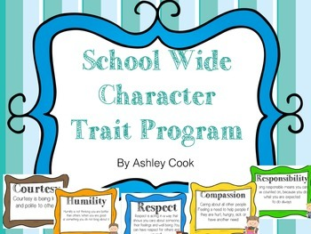 Character Education Program