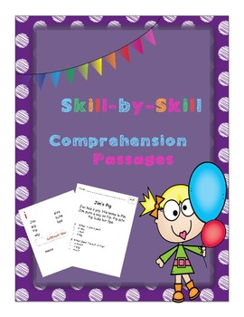 Year Long Phonics and Comprehension Bundle!