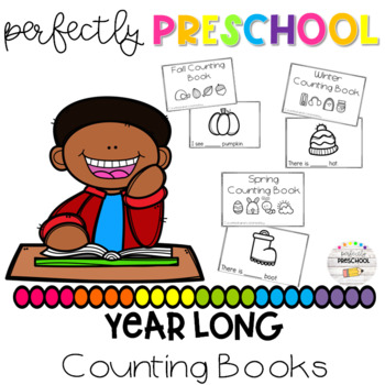 Year Long Counting Books