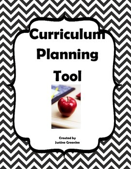 Year Long Curriculum Planning