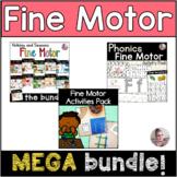 Year-Long Fine Motor Activities MEGA BUNDLE