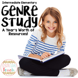 Year Long Genre Study: Independent Reading, Projects, Rubr