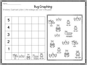 Year Long Graphing Pages