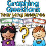Graphing Questions - Year Long Resource
