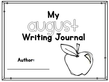 Year Long Journal Covers and Papers